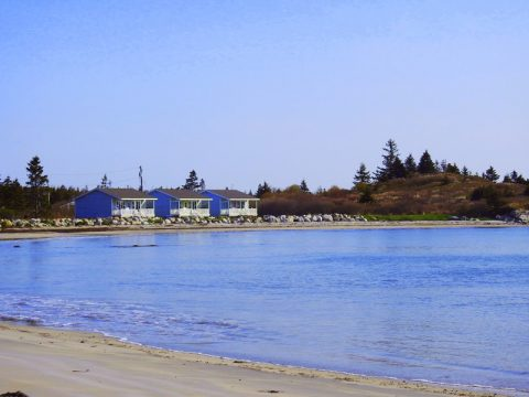 Cottages on Buchanan Beach